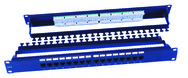 CAT5E PATCH PANEL,24 PORT KARMA